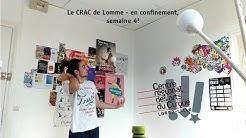 CRAC de Lomme - en confinement, semaine 4