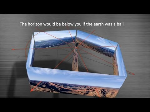 Flat Earth - My Perspective - (Rory Cooper).. Trust Your Senses.. Free your Mind.. See Reality.