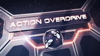 Action Overdrive 3D Package | After Effects template