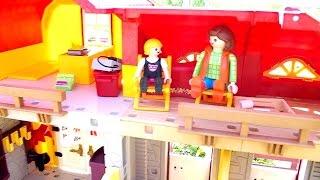 """Playmobil Bande annonce de l'épisode 4 """" L'école des rêves"""""""