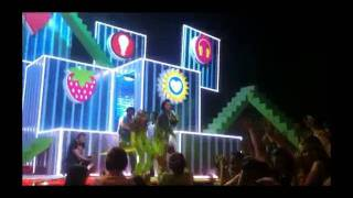 "Cody Simpson singing ""All Day"" at the KCA"