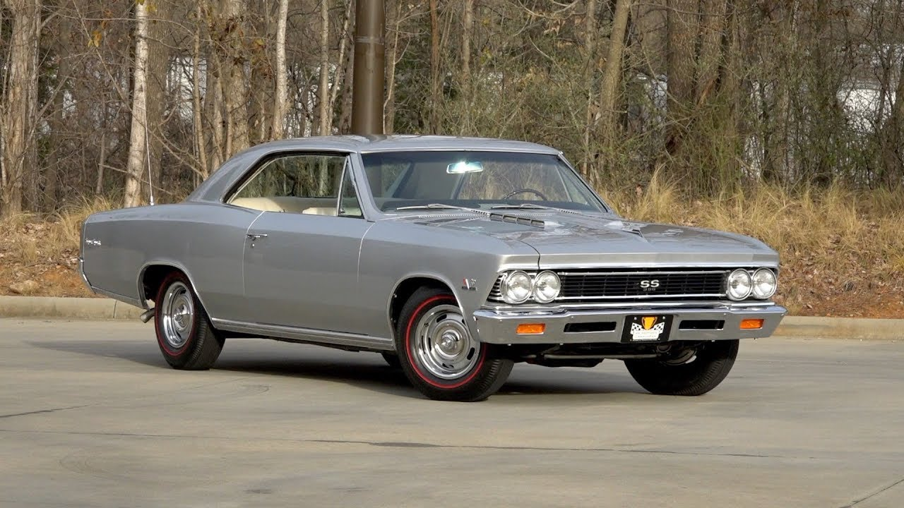 1966 Chevrolet Chevelle SS L78 SOLD / 136255