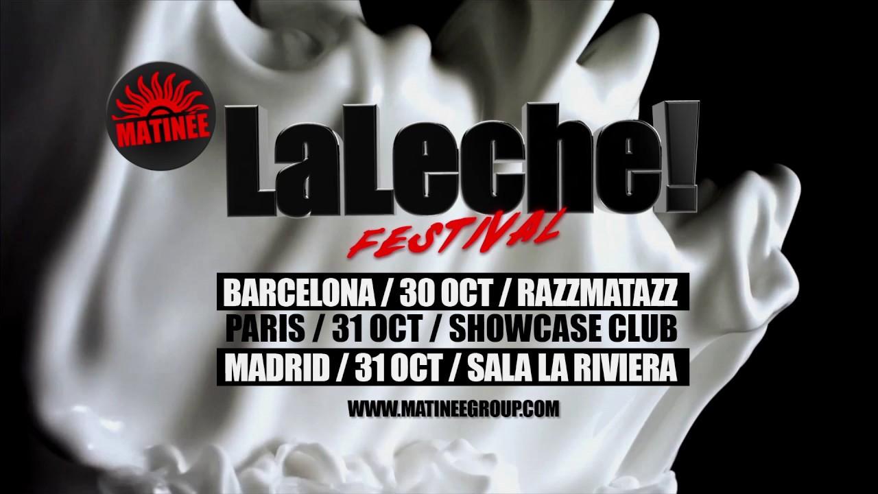 La Leche Festival 2011 Barcelona (Razzmatazz)