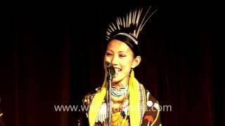 Tetseo Sisters present Naga folk music during Mussoorie Writers