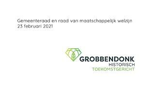 GR/RMW Grobbendonk - 23 februari 2021