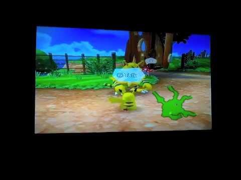 Pokepark Wii Pikachu's Adventure episode 4: Venasaur's swing along- wait, wrong attraction