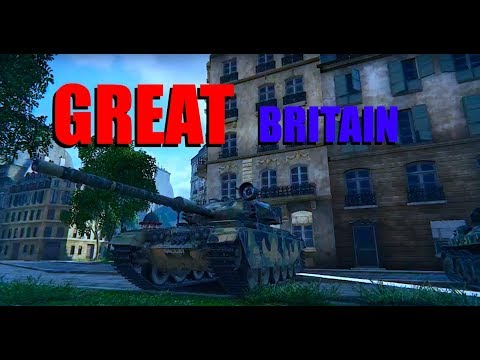 WOT - GREAT Britain | World of Tanks