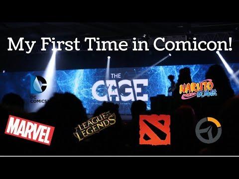 AsiaPop Comicon 2017 | Manila, Philippines