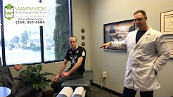Seattle Tacoma WA Chiropractor vs MMA Fighter for Hip Back Pain Relief Treatment