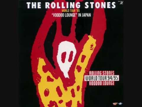 rolling stones love is strong