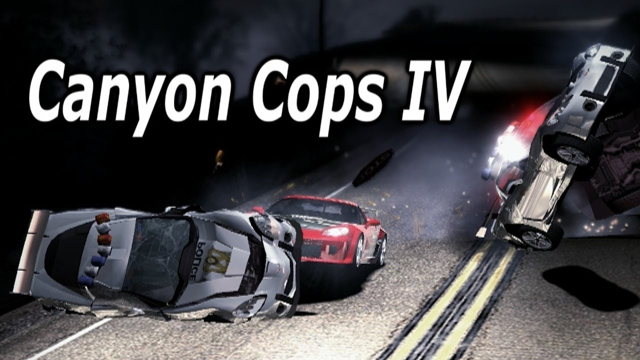 need for speed carbon canyon cops 4 youtube. Black Bedroom Furniture Sets. Home Design Ideas