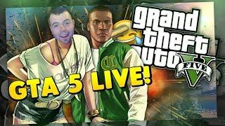 GTA Online Live With Subs - Double Money & XP Stunt Races thumbnail