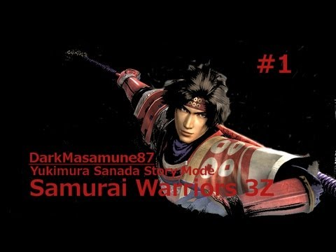 Samurai Warriors 3Z/戦国無双3 - Yukimura Sanada Story Mode Battle Of Mikatagahara/Commentary