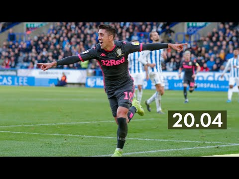 20.04 SECONDS! AMAZING COUNTER-ATTACK BY LEEDS UNITED FOR HERNANDEZ GOAL!