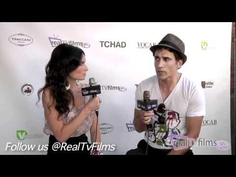 Noam Jenkins interview - TIFF 2011