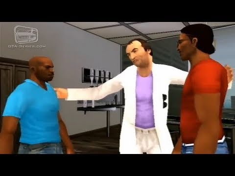 GTA Vice City Stories - Walkthrough - Mission #25 - Money for Nothing
