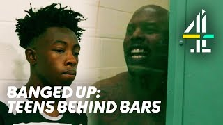 Teens Scared-Straight by Brutal Prison Experience