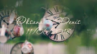 Wedding in Wonderland / Oksana & Denis