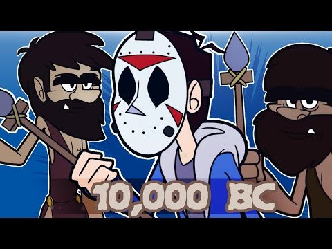 Delirious Animated! (10,000 BC!) By Anioco! Farcry Primal!