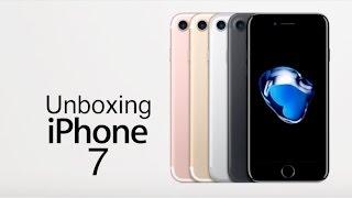 iphone 7 unboxing espaol