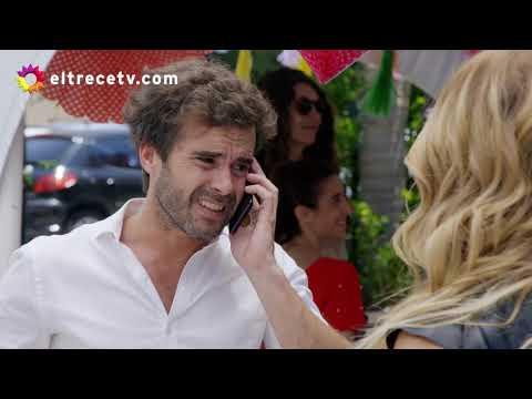 Mateo no puede venir a la boda y Renzo tendrá la misión de hacerse pasar por él