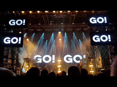 Public Service Broadcasting - Go (live at Leeds 02 academy 19OCT17)