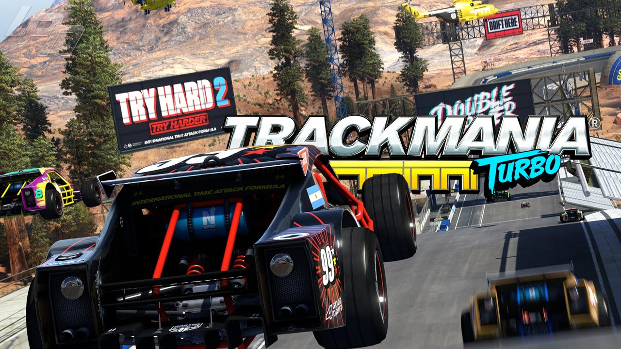 trackmania turbo part 1 try and error ps4 lets play. Black Bedroom Furniture Sets. Home Design Ideas