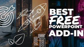 Best Free PowerPoint Add-In ► iSlide