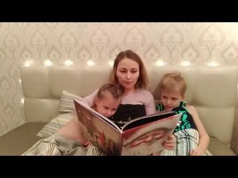 Изображение предпросмотра прочтения – ЮлияСтепанова читает произведение «Рождественская ночь» К.К.Мура