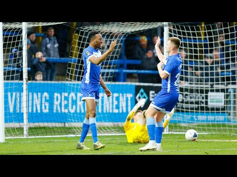 Dover Ath. Hartlepool Goals And Highlights