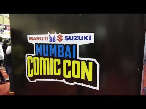 Magic at Mumbai Comic Con (featuring Praveen Nair) || Ritvik Upadhyay