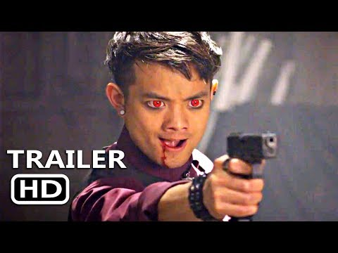 DEMON X Official Trailer (2019) Amazon Series