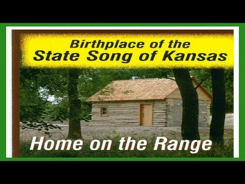 HOME ON THE RANGE (Traditional Cowboy song from Kansas) DOCU 2017
