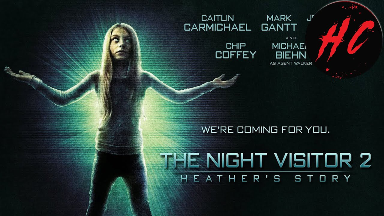 The Night Visitor 2 - Heather's Story | Michael Biehn & Brianne Davis | Horror Central