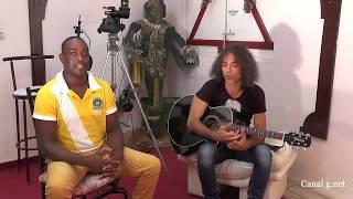 Canal g net Présente fable Negblan du groupe Flying Bokits animée par Jimmy Mourinet Produit par Rom