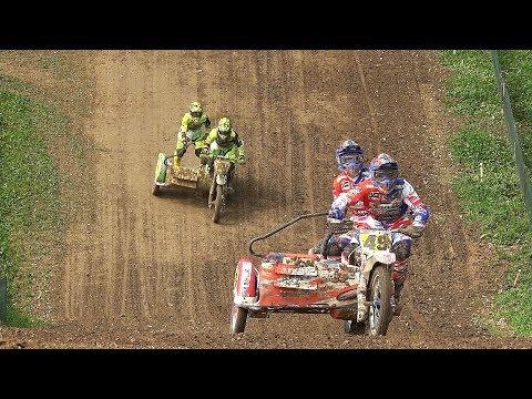 Sidecar Motocross World Championship 2017. Roggenburg(CH)- 1