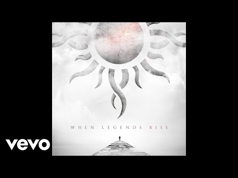 Godsmack  When Legends Rise Audio
