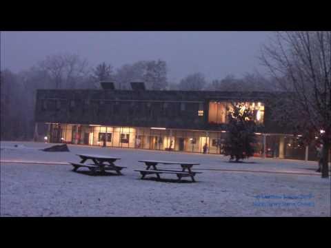 October 27, 2016 Winter Storm - Landmark College (Putney, Vermont)