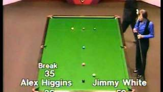 alex higgins good shot 永遠懐念