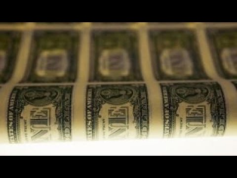 What is causing the dollar's weakness?