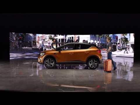 Der neue Renault CAPTUR ist da! Ab 11.01.2020. Feiern Sie mit uns!
