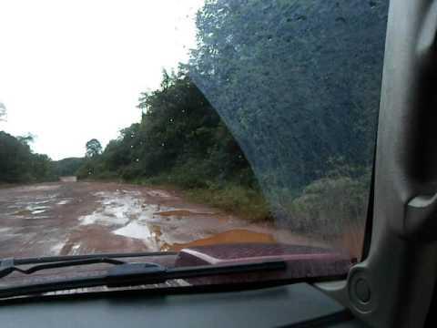 Viaje 2011. Guyana, Brasil y Venezuela Hummer H2