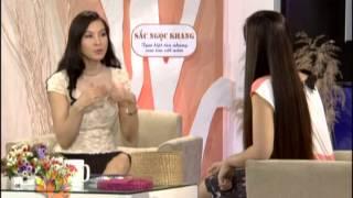 Làm đẹp với Thanh Mai - Vui Sống Mỗi Ngày [VTV3 - 04.12.2012]