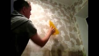 Дешевая декоративная штукатурка (подробная технология) The cheapest decoration of walls(Описание технологии изготовления очень дешевой и красивой декоративной штукатурки. Очень проста в исполне..., 2015-01-11T17:31:41.000Z)