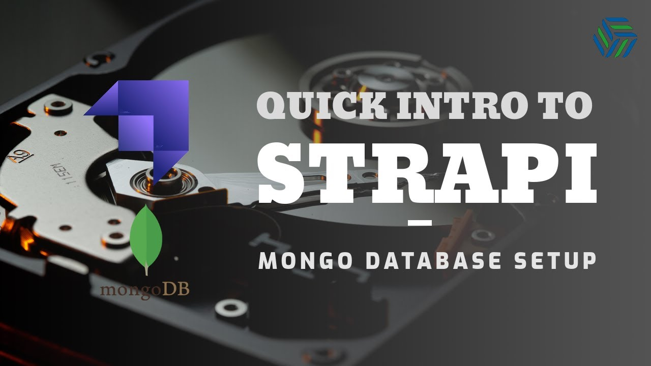 Setting up a Strapi project with MongoDB