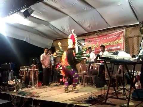 pathrakali song dance