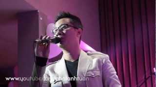 [HD] Hận tình trong mưa - Hoàng Bách (live)