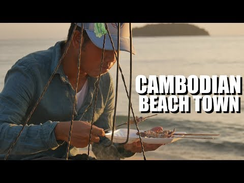 VIETNAMESE PEOPLE in a Cambodian Beach Town: Sihanoukville Today