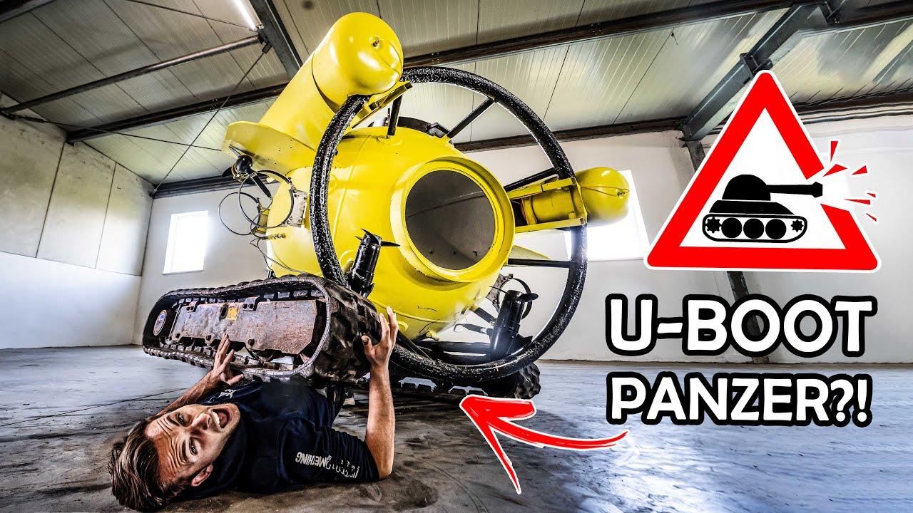 PANZERKETTEN für unser U-BOOT