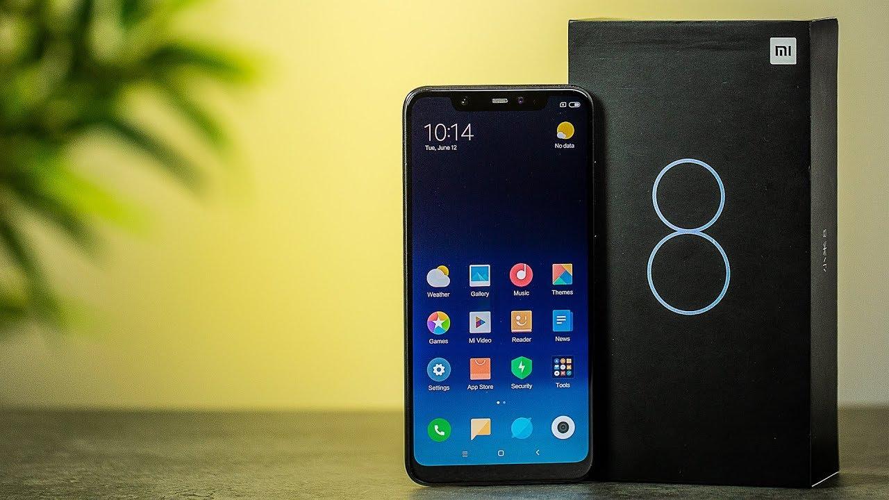 Ver Xiaomi mi 8 лучший в своем роде – реальный отзыв пользователя 100% en Español